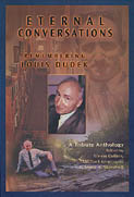 Cover of Eternal Conversations: Remembering Louis Dudek