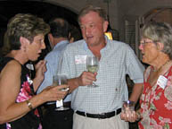 Alumni in Barbados gathered at a reception hosted by Sue and Bob Winsor, BEng'62, in November.