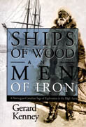 Cover of Ships of Wood and Men of Iron.