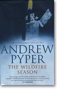 Book cover - The Wildfire Season